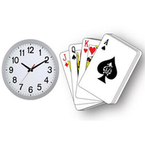 watch playing cards